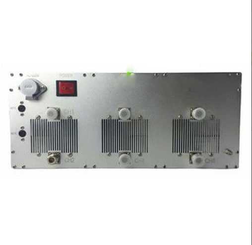 AC220V 300w High Power Jammer 6 Channels For Detention Houses / Military Camp