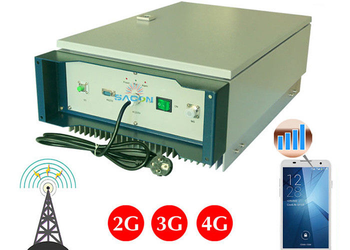 CDMA 850mhz Outdoor Mobile Signal Repeater 20w Power Long Distance 100v-240v AC
